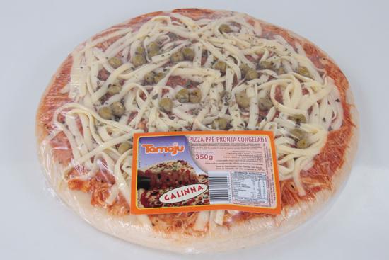 Pizza de Galinha