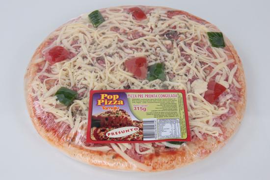 Pizza Pop de Presunto